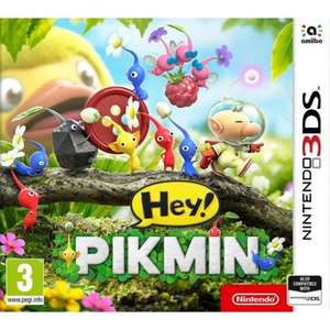 HEY! PIKMIN Nintendo 3DS £26.95 (Code FIREFLOWER) @ The Game Collection (TGC)