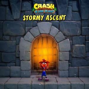 Crash Bandicoot™ N. Sane Trilogy - Stormy Ascent Level FREE (purchase of N.Sane Trilogy needed)