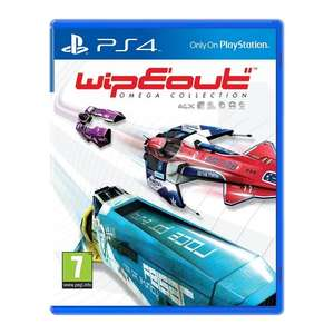 Wipeout Collection £17.99 (C&C) - Scan