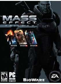 Mass Effect trilogy PC (Origin) - £4.99 @ CDKeys