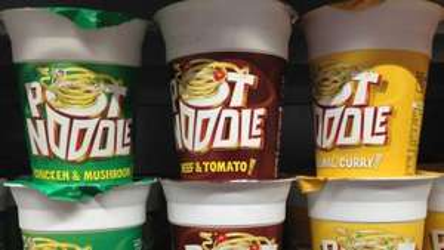 90g Pot Noodles 2 for £1 @ Poundland