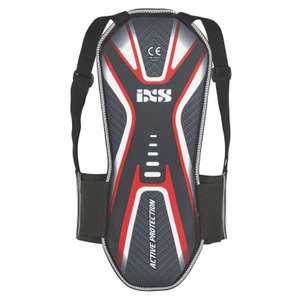 IXS Gharial Pro Back 9 Motorcycle Back Protector £34.99 from £99.99 @ JS