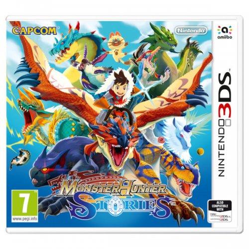 Monster Hunter Stories Fan Pack [3DS] @ Nintendo for £34.99