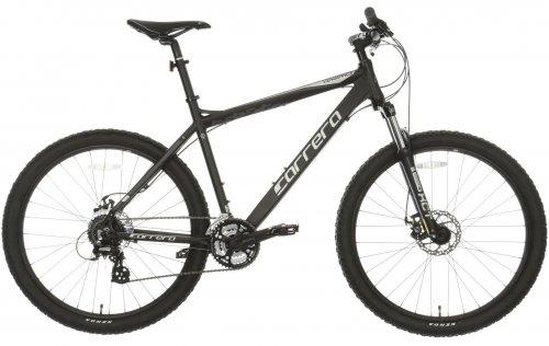 Carrera Vengeance Mens Mountain Bike Black £256.00 @ Halfords