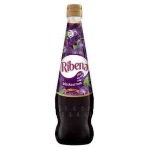Ribena 850ml, £1.24 @ Tesco