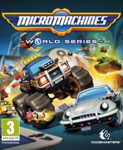 Micro Machines World Series PC/Steam (£12.34 inc 5% FB Code)