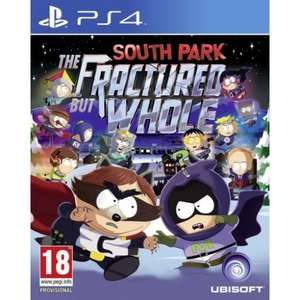 South Park: The Fractured But Whole PS4/Xbox One (£35.77 - The Game Collection)