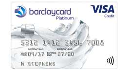 Barclaycard Platinum Travel Credit Card 0% fees on spending and withdrawing cash abroad if you pay the balance in full
