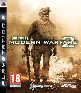 (PS3) Call of Duty: Modern Warfare 2/Modern Warfare 3 £1 (In-store only, Online £2.50 P+P)