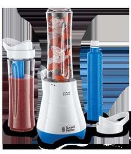 Russell Hobbs Mix & Go Cool Smoothie Blender at Robert Dyas for £13.49 (free Click & Collect)