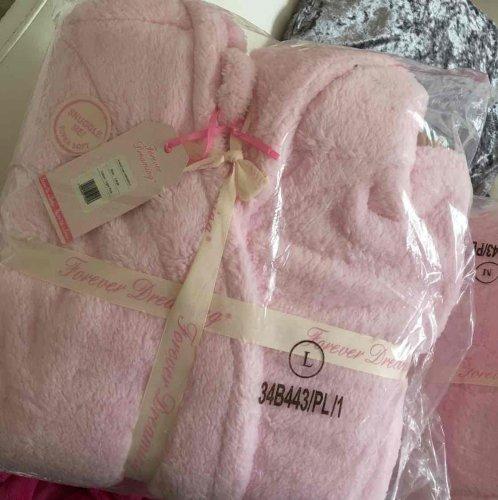 Poundland bath robes £2.00