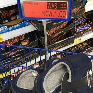 Men's slippers £1 @ B&M