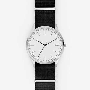 SKAGEN Jørn NATO Nylon Watch £48.80 from £95 Free delivery