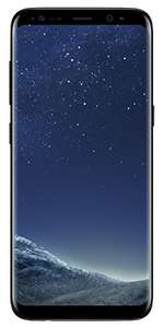 Samsung S8 UK SIM-Free Smartphone - Midnight Black - AMAZON / Dispatched from and sold by G UK TRADE - £551.99