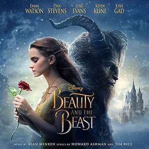 Beauty and the Beast Soundtrack - £5.99 (Prime) £9.98 (Non Prime) @ Amazon