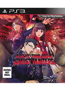 TOKYO TWILIGHT GHOST HUNTERS PS3 - £14.39 @ BASE