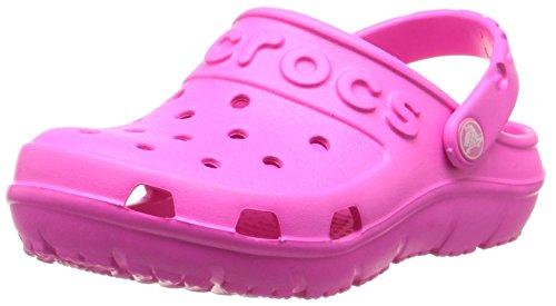 Crocs kids size 11 pink unisex Hilo K Clogs £5.82 (Prime) £9.81 (Non Prime) @ Amazon
