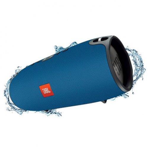 JBL Xtreme (Recertified) Portable Wireless Splashproof Bluetooth Speaker (Blue or Red) £140.39 @ JBL