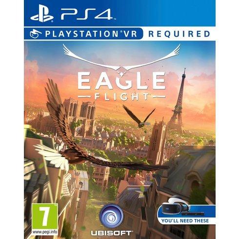 PSVR Eagle Flight (PS4) £10 @Smyths (In-Store Only)