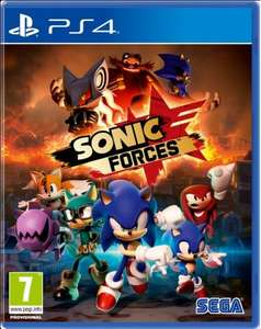 Sonic Forces (PS4/Xbox One) £29.86 @ Shopto