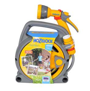 Hozelock Pico Reel With 10m Hose - £22.49 @ Amazon