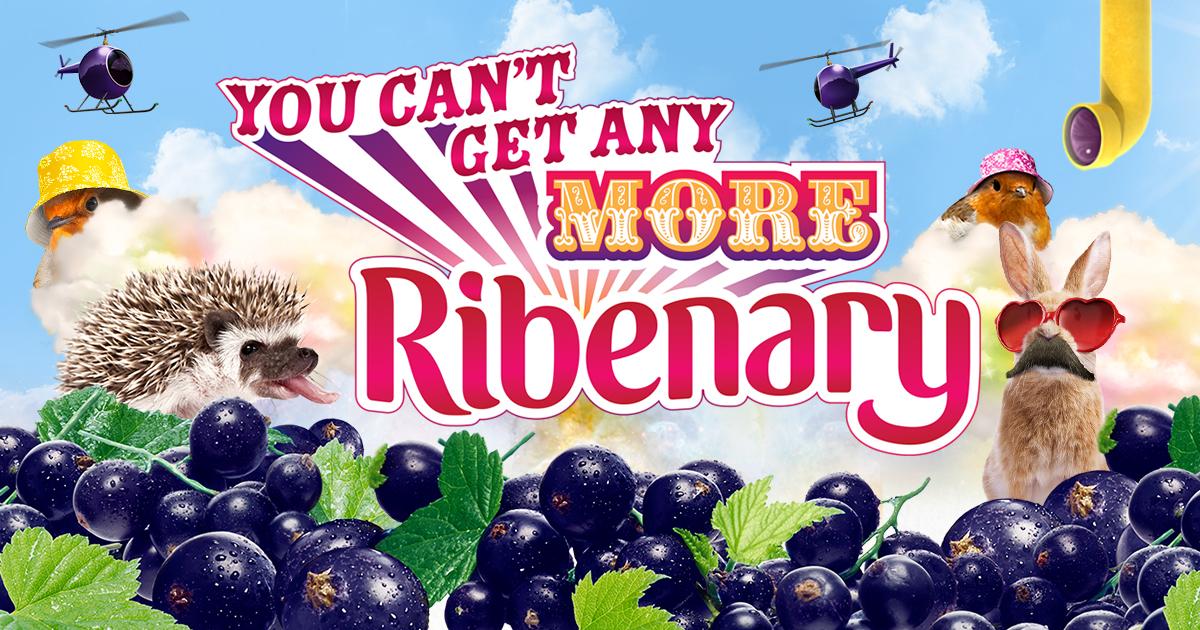 Free Ribena (Town Centres)