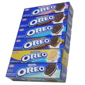 "Oreo Cookies 7 Different Flavours to choose from - All Better Than Half Price Were £1.08""each"" Now 50p""each"" @ Tesco"