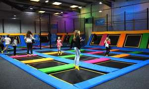 Jump4 Trampoline park - £3.82 for one with code @ Groupon