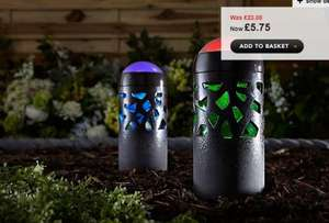 George Home Smart Solar Light £5.75 C+C @ Asda George