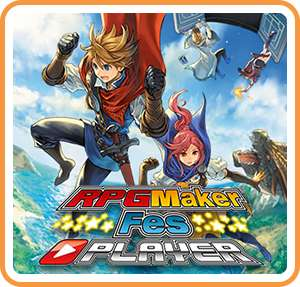 3DS RPG Maker Fes Stand-alone Player from 3ds Store