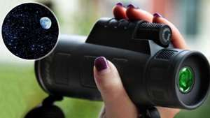 Night Vision Monocular Telescope £15.98(Postage included) @ Go Groopie