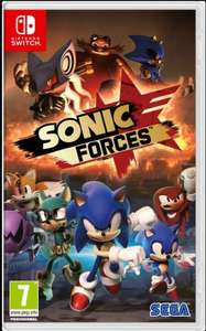 Sonic Forces (Nintendo Switch) £31.85 @ Simplygames