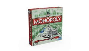 Monopoly Board Game back in stock £5.49 @ Tesco Direct free c&c