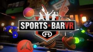 Sports Bar VR @Bundlestars.com - £5.99