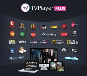 TV Player Plus for FREE for 2 months