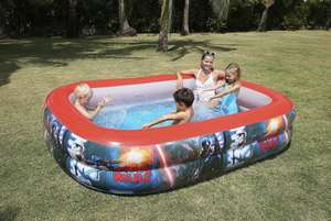 Bestway Star Wars Family Paddling Pool £20 @ Tesco (Free C&C)