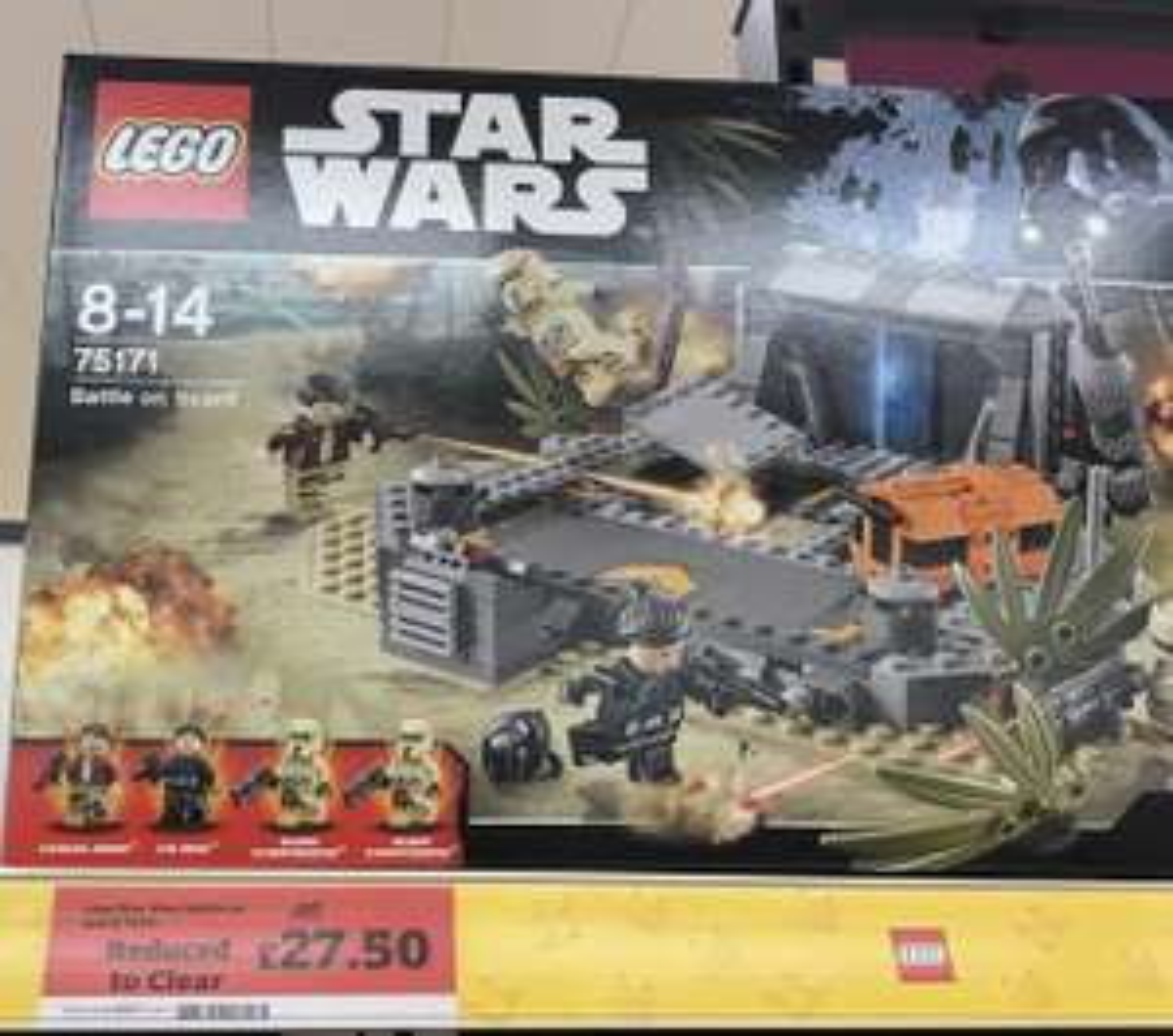 Lego Star Wars: Battle on Scarif 75171 £27.50 at Sainsburys
