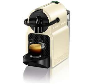 Nespresso Inissia coffee machine (cream colour) £69.99 at Argos