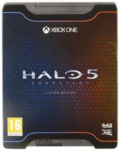 (Xbox One)Halo 5 Guardians Limited Edition grade A+(All items included, see details) £7.99 delivered @ Student computers