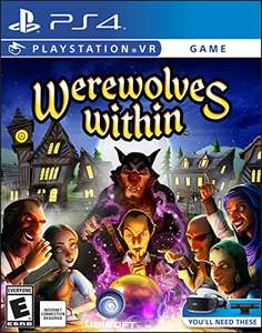 Werewolves within PlayStation psvr £12.26 delivered from Amazon.com