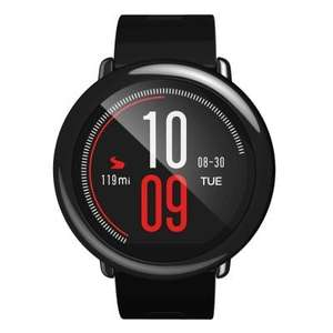 Original Xiaomi AMAZFIT Sports Bluetooth Smart Watch - ENGLISH VERSION BLACK/ORANGE - £80.70 Flash Sale@ GearBest