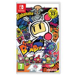 Super Bomberman R - Nintendo Switch - £29.99 Game Online or In-store