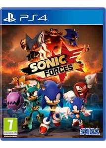 Sonic Forces (PS4) £28.85 Delivered (Preorder) @ Base