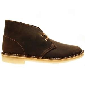 Ludicrously cheap Clarks desert boot beeswax UK, 8, 8.5 & 12 £33.50 delivered. other models too.