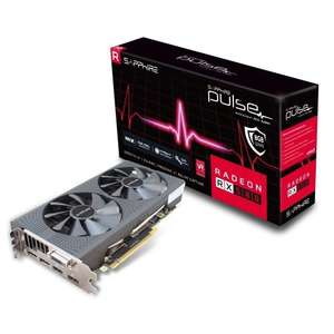 Sapphire RX 580 8GB - £218 delivered @ Amazon.fr *LOWEST EVER PRICE*