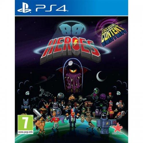 88 HEROES PS4 £9.99 @ TGC