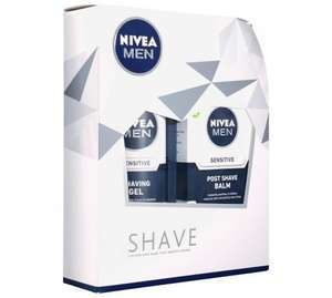 Nivea For Men Shave Gift Set Now only £2.99 @ Argos Was £8.49