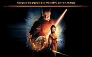 Star Wars: Knights of The Old Republic (still) free on Amazon Underground for Android