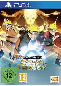 Naruto ultimate ninja storm legacy collection (PS4/XB1) £38.85 @ Base