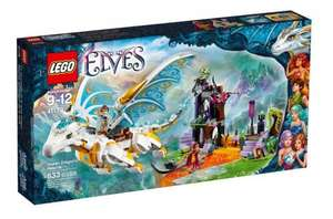 £36.99 LEGO 41179 Elves Queen Dragon's Rescue Building Set Amazon Prime Only